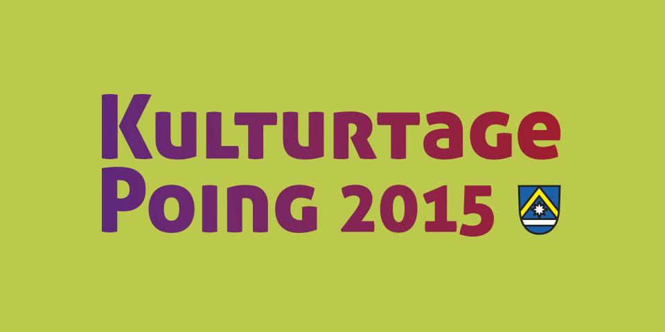 Kulturtage Poing