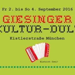 Giesinger Kulturdult