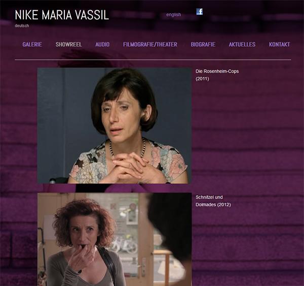 Nike Maria Vassil
