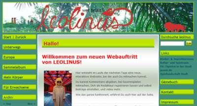 Leolinus - wer brüllt?