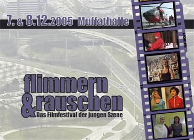 Flimmern & Rauschen - Programmheft