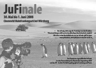 Rückseite: JuFinale 2008
