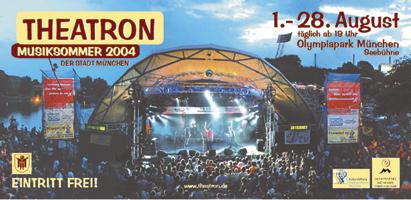 Musiksommer 2004 - Programmheft