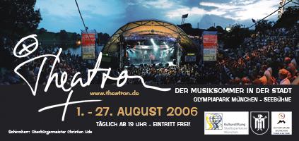 Musiksommer 2006 - Programmheft